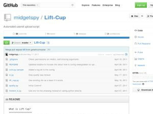 LiftCup
