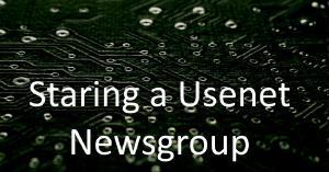 Cómo iniciar un grupo de noticias en USENET
