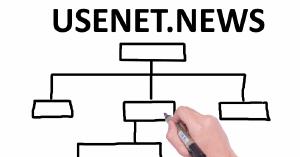 La jerarquía de noticias de USENET